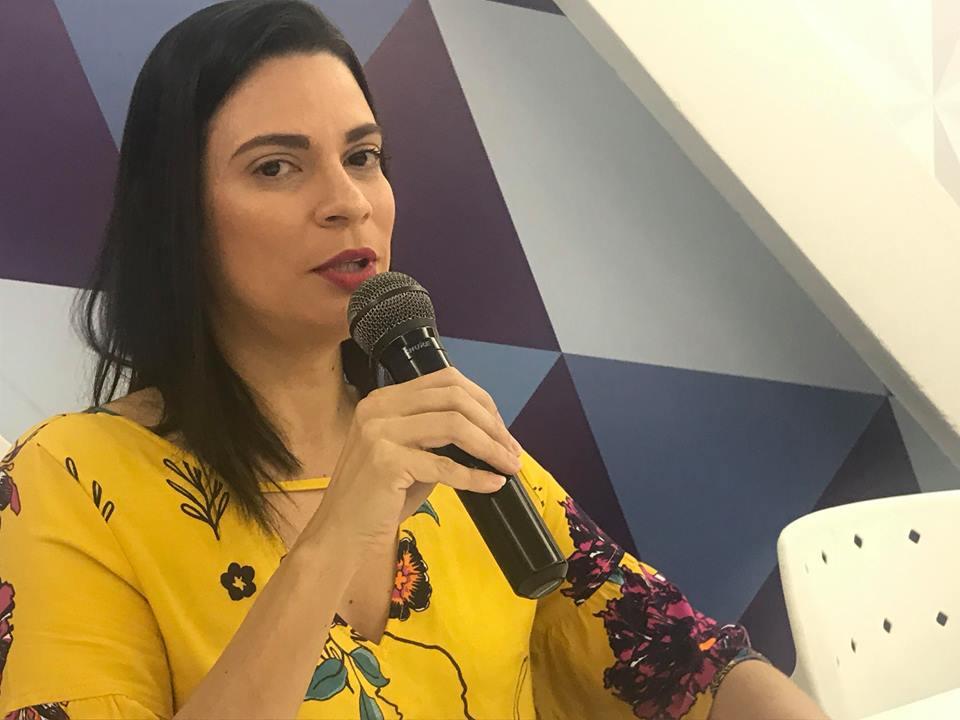gregória benário master news - VEJA VÍDEO: Gregória Benário defende união das esquerdas em 2018 e nome de Luiz Couto para o senado: 'fomos os primeiros a defender o nome dele'