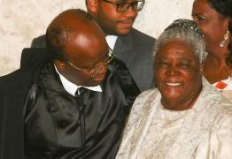Morre aos 82 anos a mãe do ex-presidente do STF Joaquim Barbosa