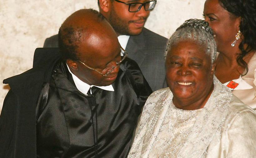 joaquim barbosa - Morre aos 82 anos a mãe do ex-presidente do STF Joaquim Barbosa