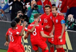 Inglaterra vence a Suécia e garante vaga nas semi-finais da Copa do Mundo