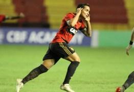 Flamengo negocia com Everton Felipe, meia-atacante promessa do Sport