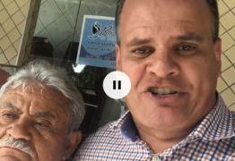 VEJA VÍDEO: Vice prefeito de Santa Rita declara apoio a Emerson Machado