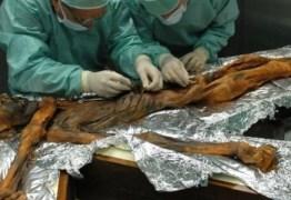 Cientistas descobrem como foi a última refeição de homem que viveu há 5 mil anos
