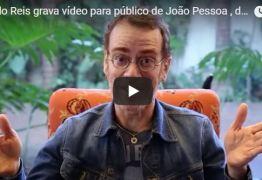 VEJA VÍDEO –  Cantor Nando Reis manda recado para público de João Pessoa