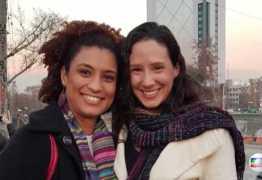Viúva de Marielle Franco desabafa: '120 dias chorando ao dormir e ao acordar'