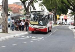 Frota de ônibus em João Pessoa terá redução de 25% no jogo do Brasil, confira a nota