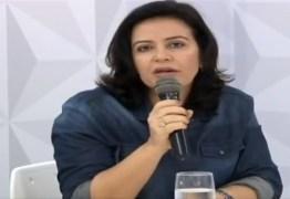 'A política não é uma coisa aleatória', Pollyanna Dutra comenta lembrança ao seu nome para vice de João Azevedo