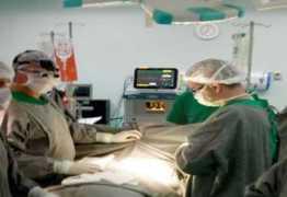 Hospital Metropolitano realiza primeira cirurgia cardíaca em adulto