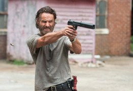 Nova temporada de Walking Dead vai parecer um faroeste, diz produtora