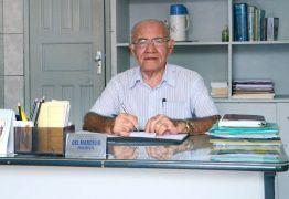 Morre aos 80 anos, o coronel Marcílio, pai dos coroneis Euller e Kelson Chaves
