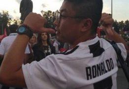 Chinês que 'previu' Cristiano Ronaldo na Juventus aposta na Inglaterra na final