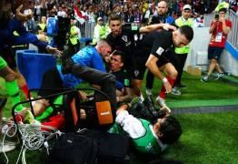 Fotógrafo derrubado por croatas diz que irá torcer por eles na final da Copa