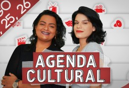 AGENDA CULTURAL: Confere o que rola no fim de semana de João Pessoa