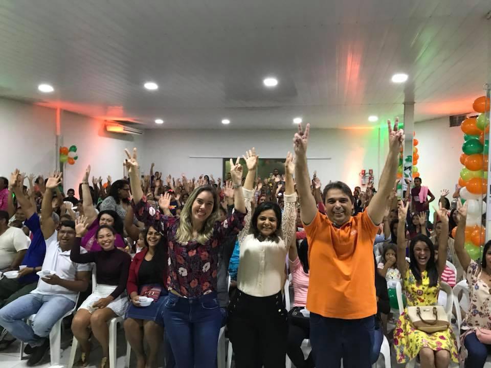 38122906 2065449573708503 7386540564465844224 n - Deputado Genival Matias é recebido por moradores durante o evento 'Encontros pro Bem de Santa Rita'