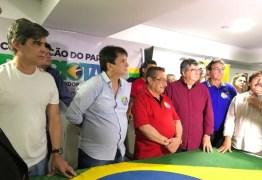Patriota faz convenção e oficializa apoio ao MDB de Zé Maranhão