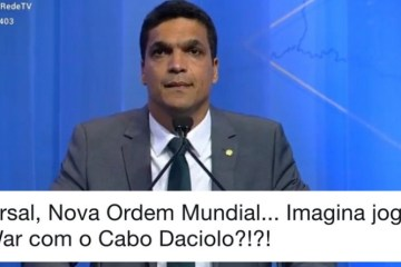 OS MEMES EXPLICAM: O que é a tal de 'Nova Ordem Mundial', 'denunciada' por cabo Daciolo?
