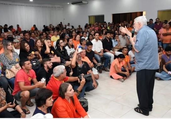 Capturar 44 - Luiz Couto denuncia perseguição de Temer à Paraíba e avalia conjuntura