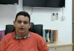 Descumprimento de medida cautelar motivou condução de Fabiano à sede da PF, diz defesa