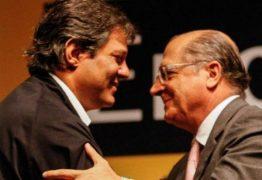 'Nunca ouvi comentário maldoso sobre Alckmin', diz Haddad