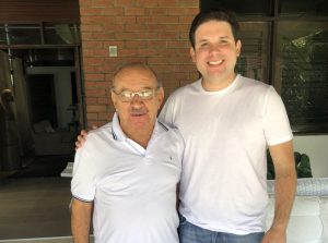 Hugo Mota e Expedito 300x223 - Expedito Pereira declara apoio à candidatura de Hugo Motta à Câmara Federal