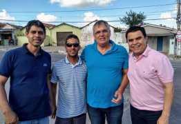 Wilson Santiago recebe apoio de mais um prefeito para sua candidatura a deputado federal