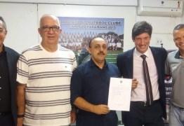 ELEIÇÃO DA FPF: Eduardo Araújo conquista o apoio do Botafogo para a disputa a Presidência