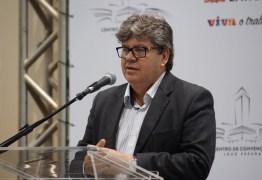 Agenda do candidato a governador João Azevedo para este final de semana