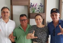 Prefeito e vice de Olivedos anunciam apoio a Lucélio e Micheline