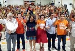 Couto e Veneziano mostram unidade em evento do PSB no Conde – VEJA VÍDEO