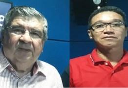 Higor Fialho e Celso Alves são os suplentes de Roberto Paulino para o Senado
