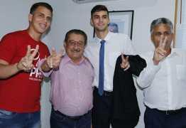 Maranhão recebe apoios de prefeito de Olho D'Água e ex-prefeitos de Areia e Lagoa de Dentro