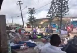 Brasileiros e imigrantes venezuelanos entram em confronto na cidade de Roraima – VEJA VÍDEOS