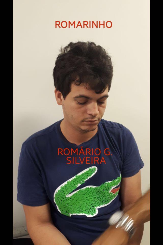 WhatsApp Image 2018 08 07 at 09.29.41 - QUEM É ROMARINHO? Ex-assessor do gabinete de Romero Rodrigues é preso NOVAMENTE por explosão a bancos