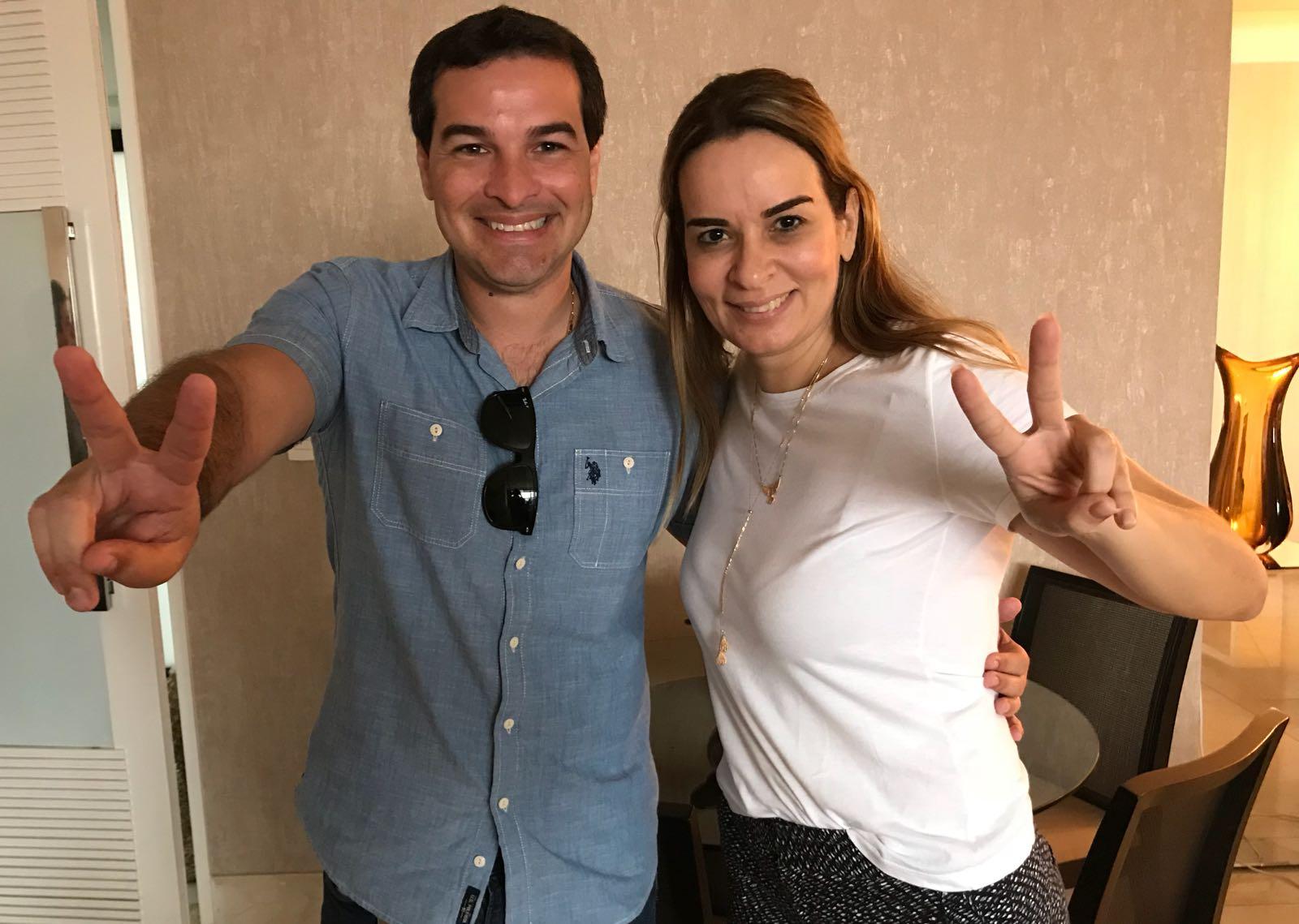 WhatsApp Image 2018 08 09 at 14.02.59 - Prefeito de Baía da Traição declara apoio à pré-candidatura de Daniella Ribeiro