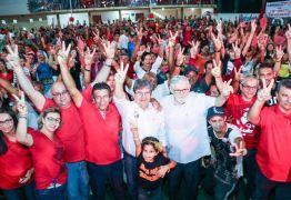 Em Santa Rita, João destaca R$ 228 milhões em investimentos e propõe ampliação de políticas públicas