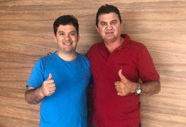 Adesões: Deputado Doda de Tião declara apoio à candidatura de Hilton Souto Maior