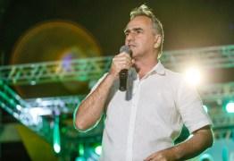 Lucélio Cartaxo recebe lideranças políticas na manhã desta quinta-feira