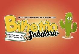 Justiça suspende sorteios do Bilhetão Solidário em Campina Grande