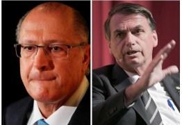 PRIMEIRO CONFRONTO: Alckmin e Bolsonaro devem rivalizar no debate desta quinta-feira na TV Band  – LULA AUSENTE