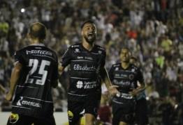 Botafogo-PB: vivendo grande fase, Nando está fora da partida de ida do mata-mata do acesso