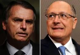 VEJA VÍDEOS: Alckmin e Bolsonaro se atacam em vídeos de campanha