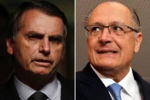 bolsonaro alckmin 300x200 - ATAQUE PELA DIREITA: Alckmin define estratégia para desconstruir Bolsonaro