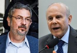 Mantega e Palocci são denunciados por corrupção e lavagem de dinheiro