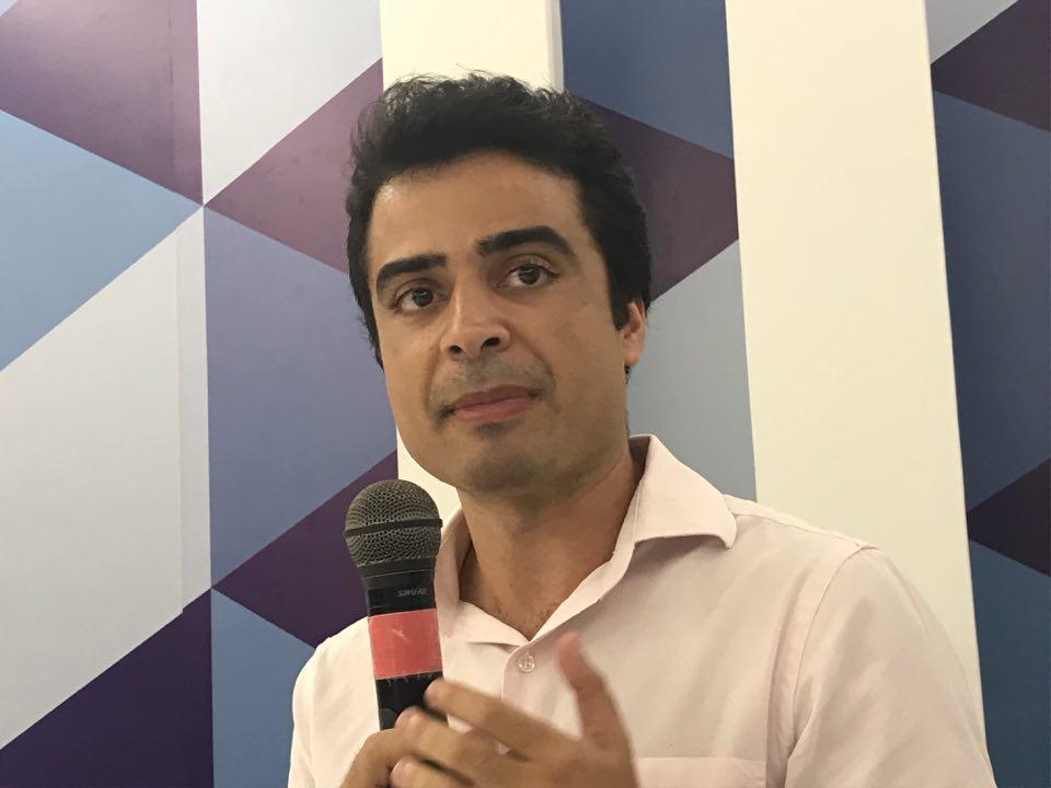 bruno roberto vice maranhão master news - MARIONETES: Bruno Roberto afirma que José Maranhão é único candidato independente nesta eleição - Veja Vídeo