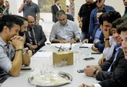 Prefeitura, Câmara Municipal e Caixa Econômica assinam termo de financiamento para construção da nova sede da CMJP
