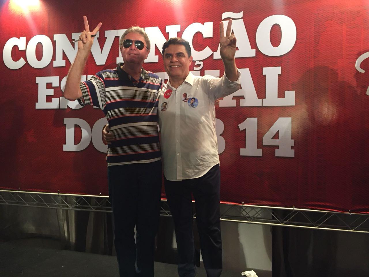 convenção estadual ptb 2 - PTB realiza convenção e Wilson Santiago critica limitações impostas pela lei eleitoral