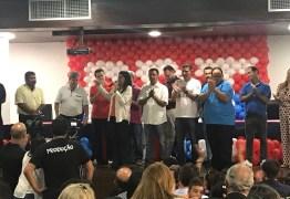 PDT realiza convenção e oficializa Lígia como vice de Azevedo: 'não podemos deixar o retrocesso voltar'