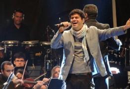 CAMINHOS DO FRIO: Jorge Vercillo faz show neste sábado em Remígio, PB