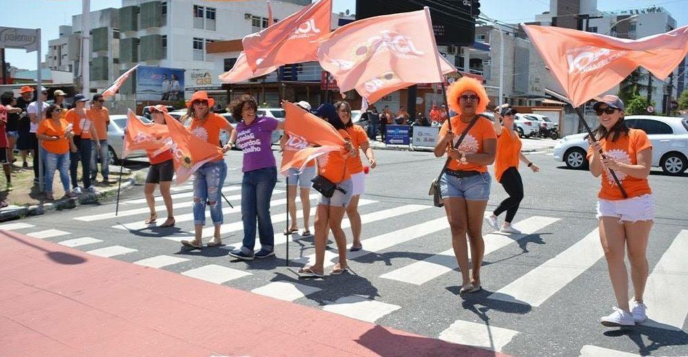 estela e1534863303568 - Dep. Estela Bezerra inaugura comitê de campanha nesta terça: VEJA VÍDEO
