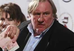 Ator Gérard Depardieu é investigado por estupro